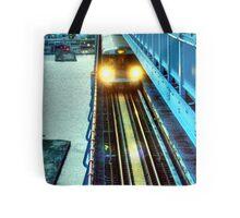 The Train Tote Bag