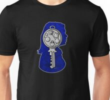 Key To His Hearts Unisex T-Shirt