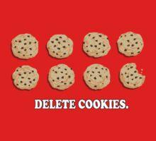 Delete Cookies (Beige) Kids Clothes