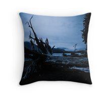 Lake Hallows Throw Pillow