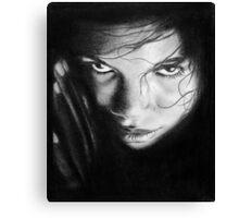 BlackouT Canvas Print