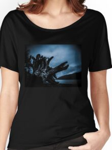 Lake Ghost Women's Relaxed Fit T-Shirt