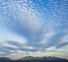 Wave of Clouds - Castle Hill Townsville by Shadoe Huard