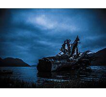 Night Fell Photographic Print