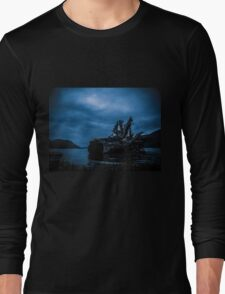 Night Fell Long Sleeve T-Shirt