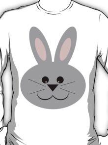 Cute Bunny Face T-Shirt