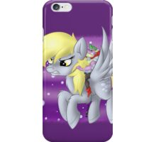 Derpy Hooves Sir Spike iPhone Case/Skin