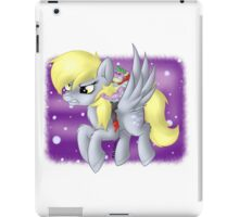 Derpy Hooves Sir Spike iPad Case/Skin