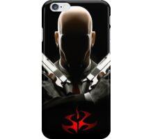 Hitman Dual Wield Guns iPhone Case/Skin
