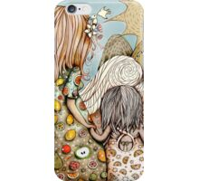 Beach Picnic iPhone Case/Skin