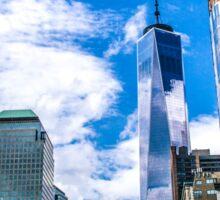 Freedom Tower Sticker