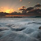 Turimetta Sunrise by Leigh Nelson