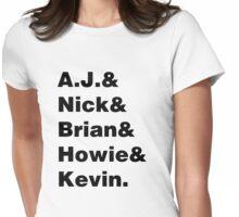 Backstreet Womens Fitted T-Shirt
