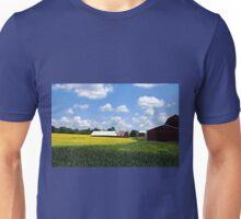 Canola Farm Unisex T-Shirt