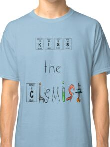 KISS the Chemist Classic T-Shirt