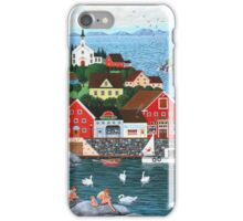 Swan's Cove iPhone Case/Skin