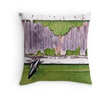 Aged #2 Throw Pillow