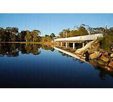 Lake Cathie Bridge Photographic Print
