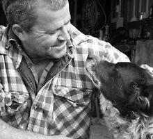A Man & His Best Friend by Emma Griffen