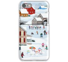 Once Upon a Winter iPhone Case/Skin