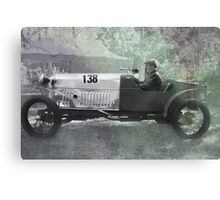 1921 Amilcar - Fully worked Canvas Print