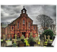 St Johns Church Poster
