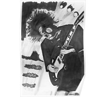 Angus Young Poster