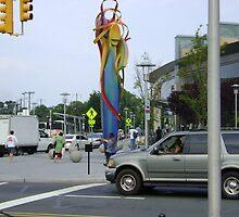 Trenton Transportation center by Ronjohnnj