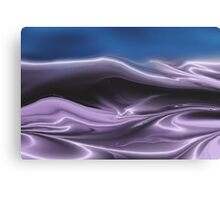 #2 Purple Hills Canvas Print