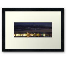 Dampier Salt  Port Hedland, Western Australia Framed Print
