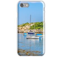 Inlet at Rockport iPhone Case/Skin