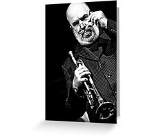 Randy Brecker Greeting Card