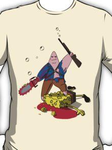 Ashtrick SpongiteHunter T-Shirt