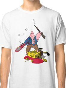Ashtrick SpongiteHunter Classic T-Shirt