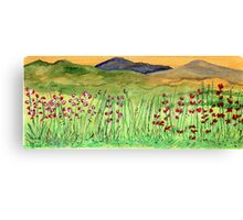 Nature's joys Canvas Print