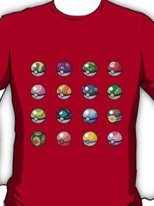 All PokéBall T-Shirt