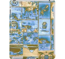 ©DA Collage Pop IA. iPad Case/Skin