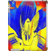 4392 Psychedelic Orchid iPad Case/Skin
