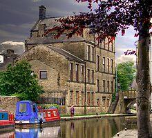 Skipton Yorkshire  by Irene  Burdell