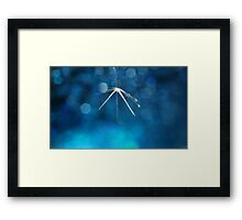 """""""The Power Of One"""" Framed Print"""