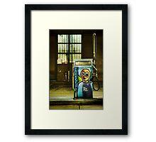 Bowser Art  Framed Print