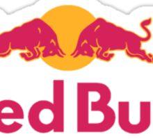 Red Bull Logo  Sticker