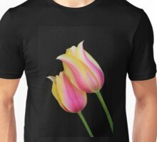 Two Bright Tulips Unisex T-Shirt