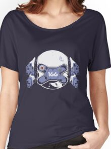 Drone 166 Tribute Tee Women's Relaxed Fit T-Shirt