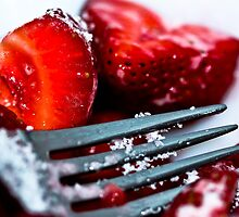 Yummy it is Berry season by Dana Harvey