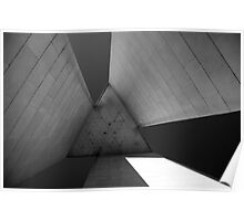 angles of the carillon Poster