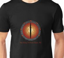 One Ring, Every Planet Unisex T-Shirt