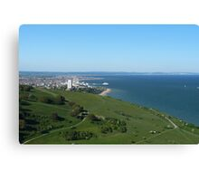Eastbourne and Beyond! Canvas Print