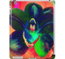 4088 Psychedelic Orchid iPad Case/Skin