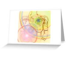 Exposure Greeting Card